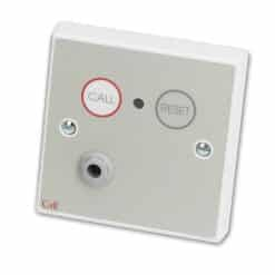 Nursecall 800 Call Point – Magnetic Reset c/w Remote Socket