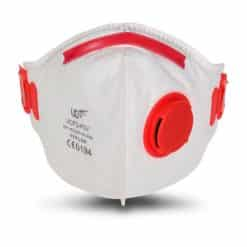 P3 Disposable FFP3 Fold Flat Mask with Exhalation Valve