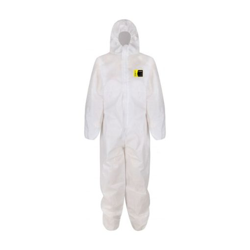 Protective Coverall / Suit – Type 5/6 base coverall – Medium
