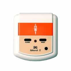 SAS Network II NET205 Call Point – Magnetic Reset
