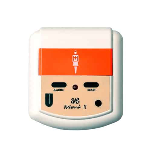 SAS Network II NET207 Infrared Call Point – Magnetic Reset