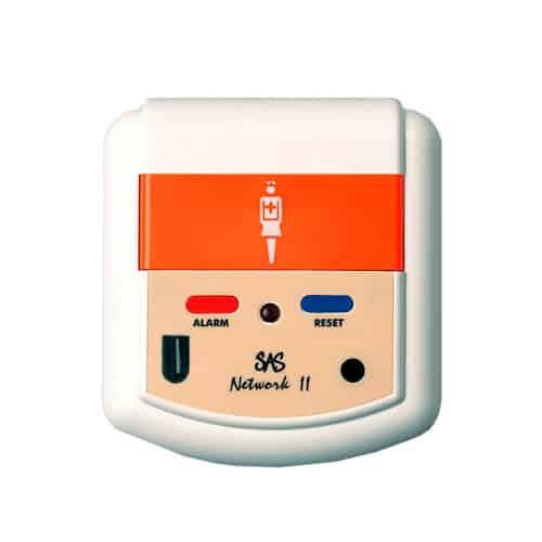 SAS Network II NET207M Infrared Call Point – Standard Reset
