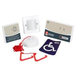 C-Tec Disabled Persons Toilet Alarm Kit