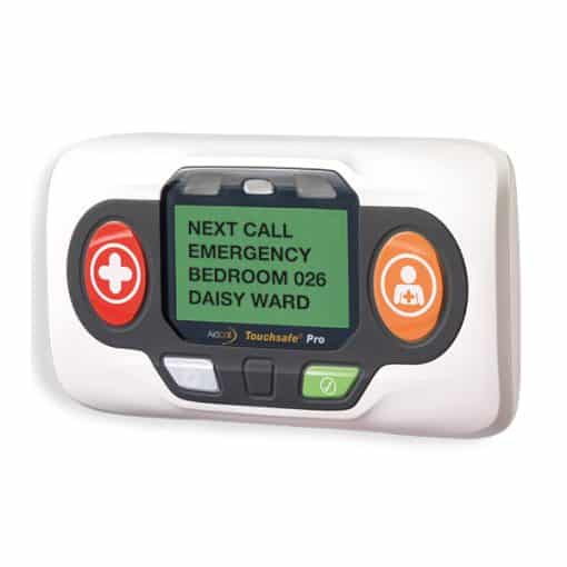 Aidcall Touchsafe Pro Call Point with Display – ZNC625