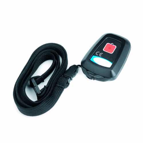 Quantec Infrared Patient Neck Pendant (push for call)