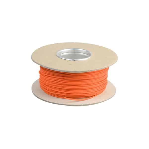 Antibacterial Pull Cord Orange Reel