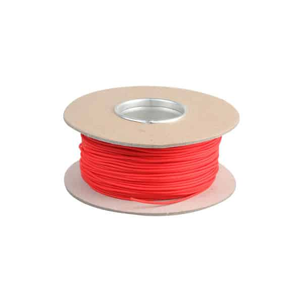 Antibacterial Pull Cord Red Reel