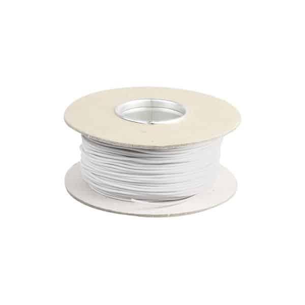 Antibacterial Pull Cord White Reel