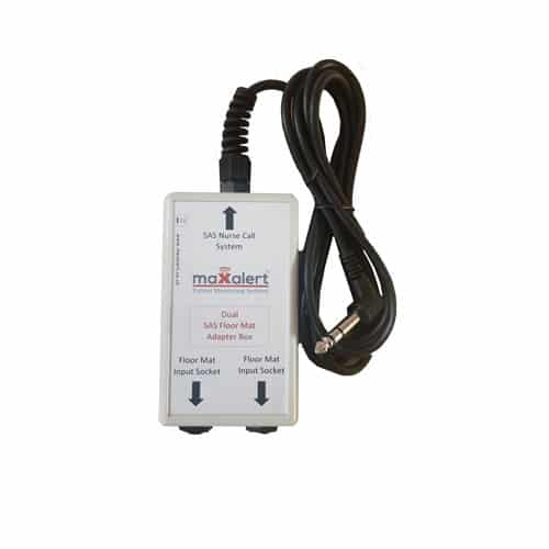 SAS Network II Floor Sensor Mat with Dual Connection Box