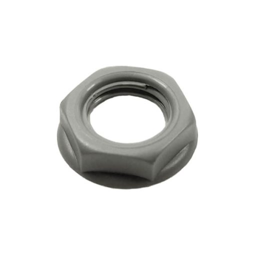 Intercall Faceplate Jack Nut – 10pk – Grey