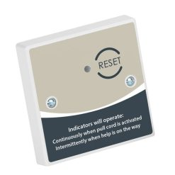 C-Tec Accessible Toilet Reset Point c/w Sounder