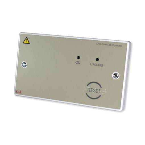 C-Tec Single Zone Call Controller c/w 12V 250mA PSU