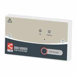C-Tec Single Zone Call Controller c/w 12V 140mA PSU