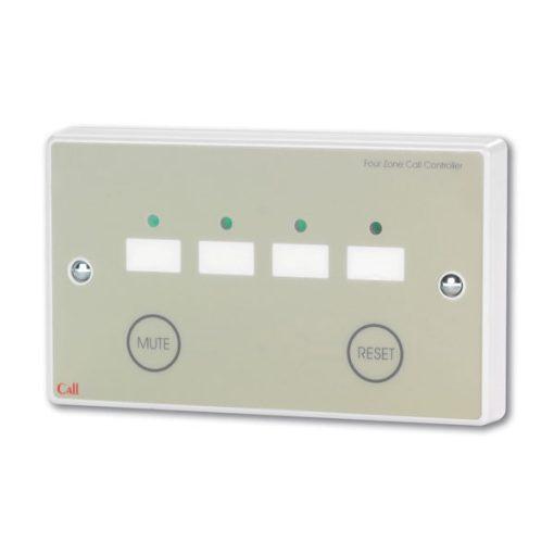 C-Tec Four Zone Call Controller (requires NC930 12V 250mA PSU)