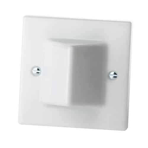 C-Tec / Nursecall 800 Overdoor Light c/w Sounder