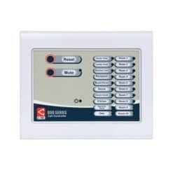 C-Tec 10 Zone Master Call Controller c/w 300mA PSU (Surface Version)