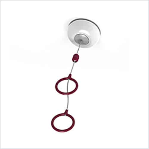 Intercall Touch Ceiling Pull Cord