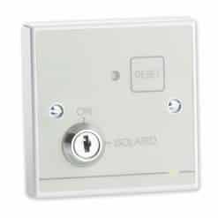 Quantec Monitoring Point, Button Reset