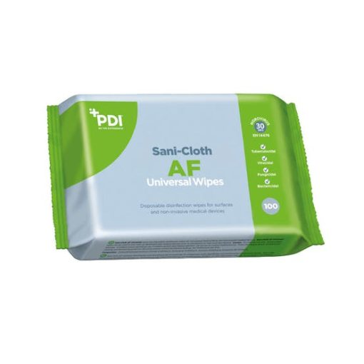 Sani-Cloth® AF Universal Disinfection Wipes – 100pk