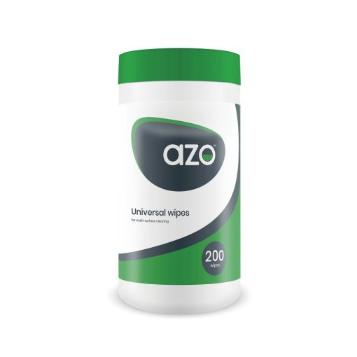 Azo Universal Universal Cleaning and Disinfectant Wipes Tub – 200 wipes