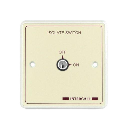 Intercall Key Switch Isolator