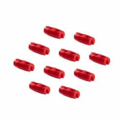 Red Pull Cord Connectors / Bullets – For Pull Cord Systems