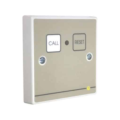 Quantec Addressable Call Point, Button Reset (No Remote)
