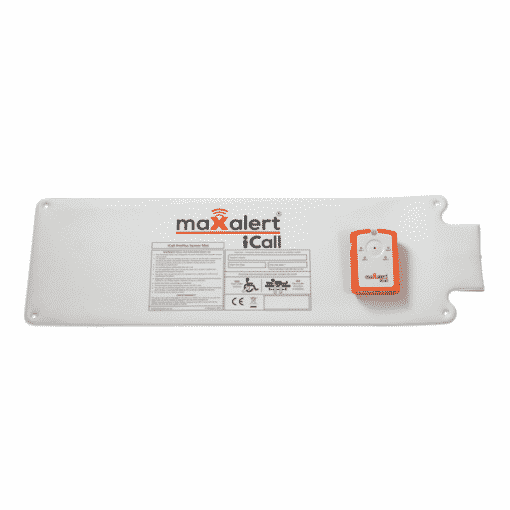 iCall Wireless Fully Sealed Bed Sensor Mat & Receiver Kit