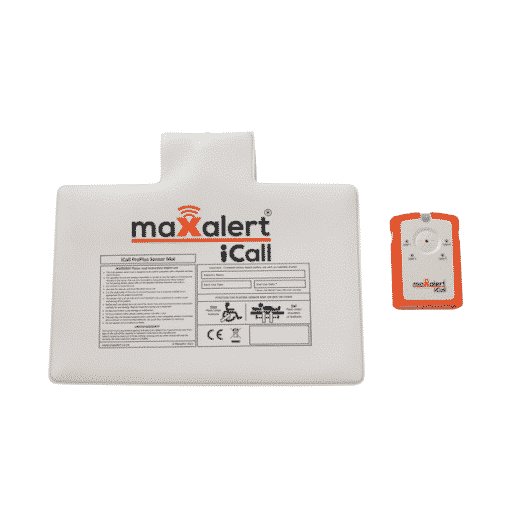 iCall Wireless Fully Sealed Chair Sensor Mat & Receiver Kit