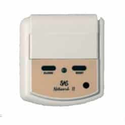 SAS NET204 Remote Input Call Point Alarm Call Facility (Magnetic Key Reset)