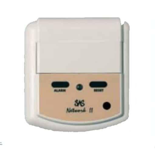 SAS NET204M Remote Input Call Point Alarm Call Facility (Push Button Reset)