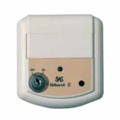 SAS NET218 Door Monitoring Unit with Key Switch for Isolation / Reset