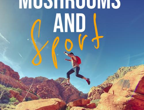 Sport and medicinal mushrooms