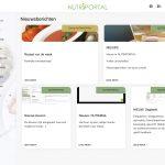 Nieuw: nieuwsberichten voor jouw cliënten in NUTRiPORTAL