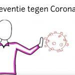 Leefstijl, een belangrijke factor in de strijd tegen corona.