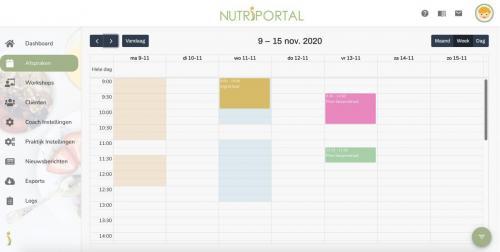agenda  nov 2020