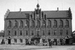 Nyborg Rådhus, Se den diagonale kørebane
