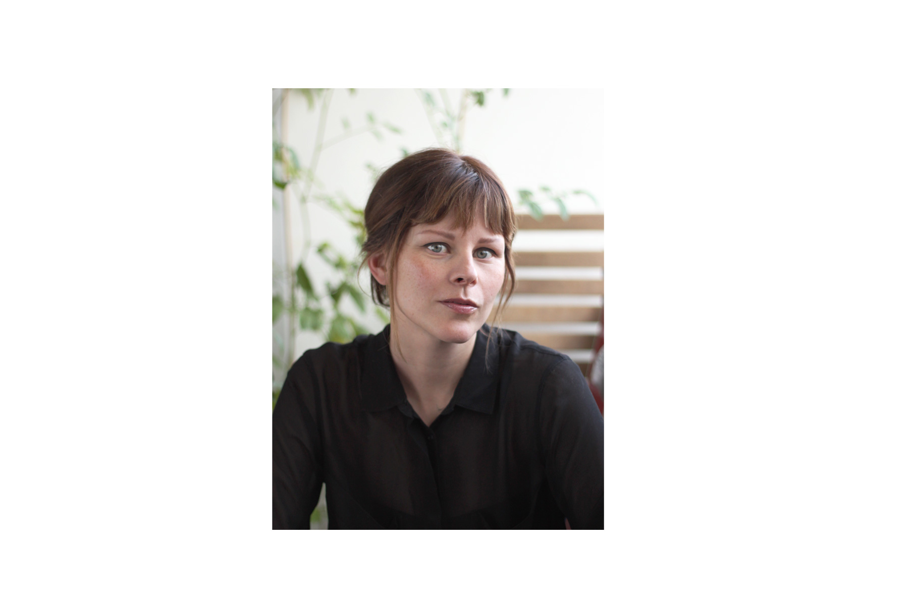 Anna Nygård porträtt