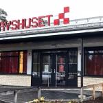 Entrén till Fryshuset Husby
