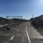Cykelvägen mellan spånga och barkarby