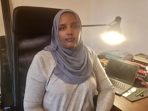 Fatuma Abdullahi Mohamed