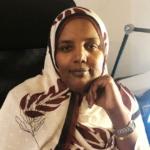 Porträtt av Fatuma