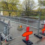 Femte Rinkebybron avstängd