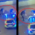 Polisingripande Rinkeby film 2