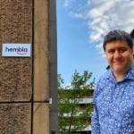 Michael Makdissi Områdeschef Husby, Hembla
