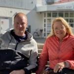 Anders Österberg och Anita Karp