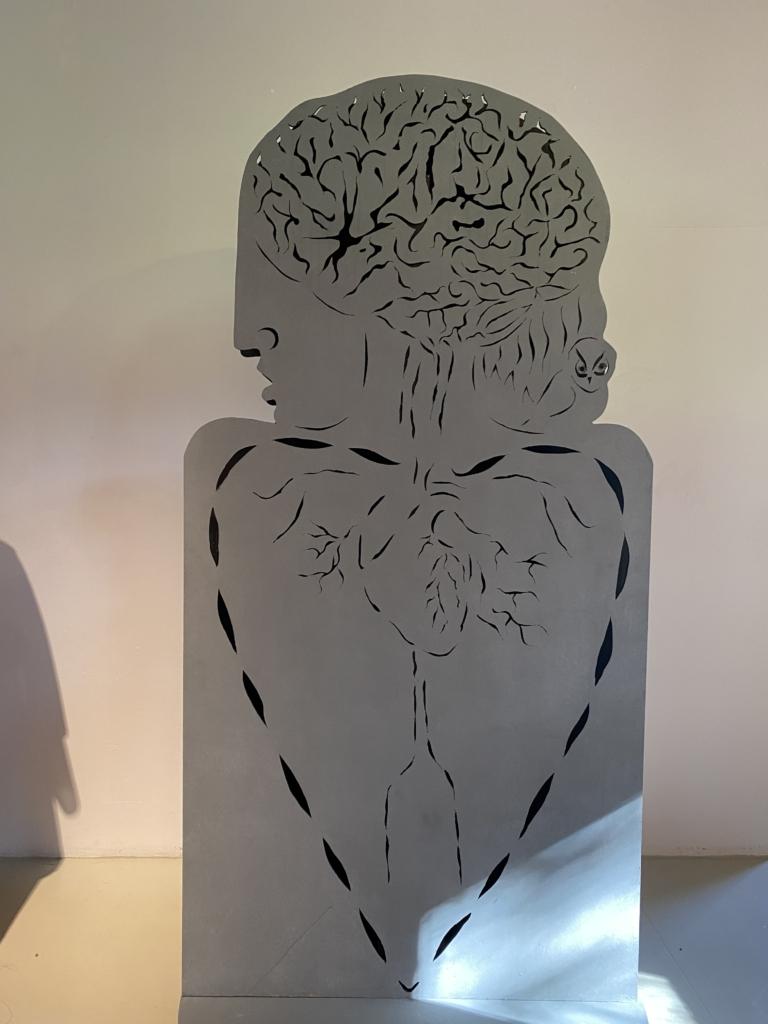 Installation av Shakir Bader Attiyah