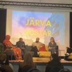 Paneldebatt under Järva röstar.
