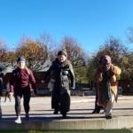 joggande kvinnor