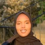 ung tjej i hijab